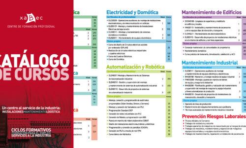 Catalogo cursos