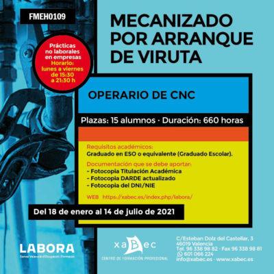 CURSOS LABORA 2019-20